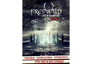 Frei.Wild - Live in Frankfurt - (CD + DVD Video)