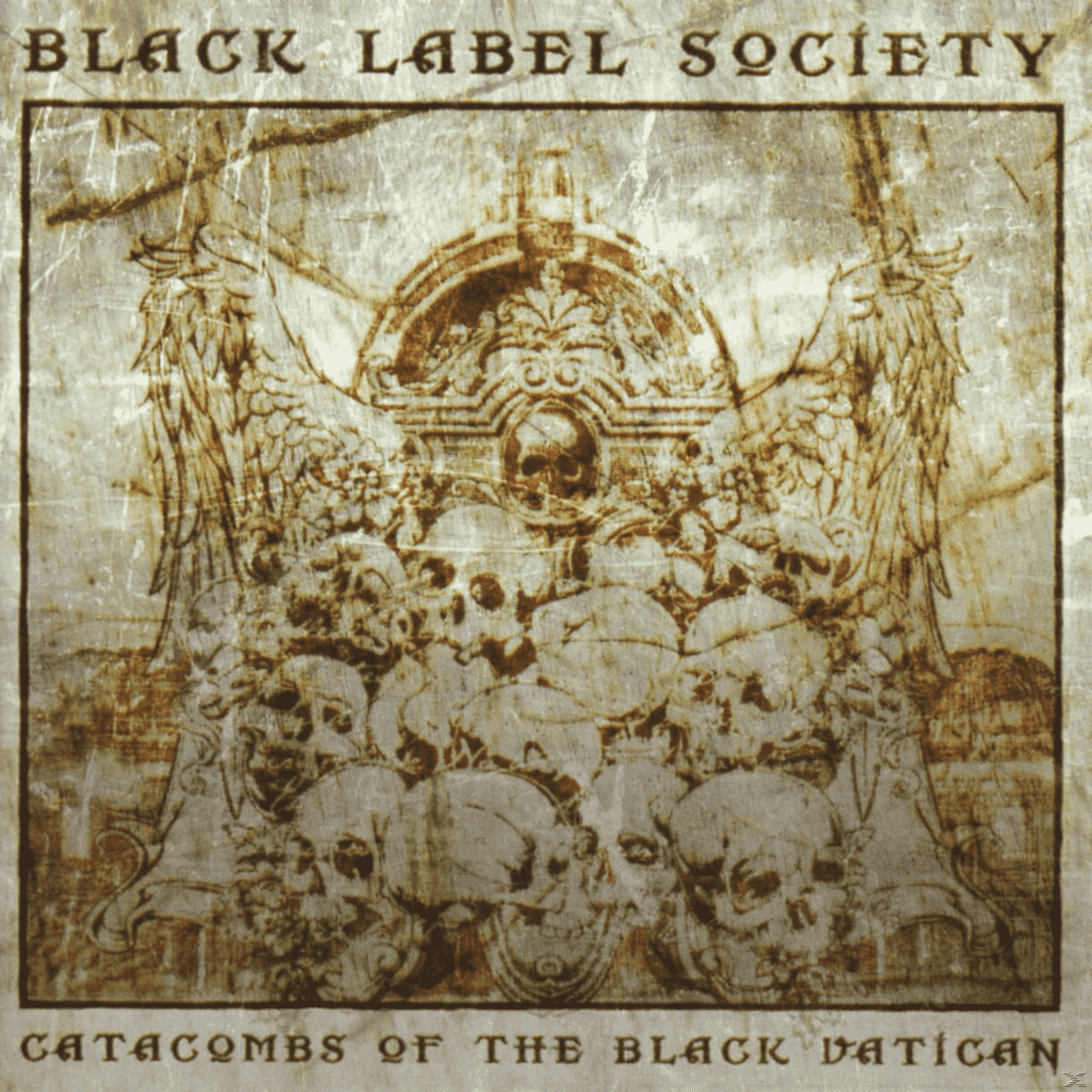 Black Label Society - Catacombs Of The Black Vatican - (CD)