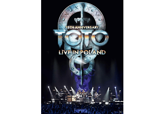 Toto - 35th Anniversary Tour-Live In Poland - (DVD + Video Album)