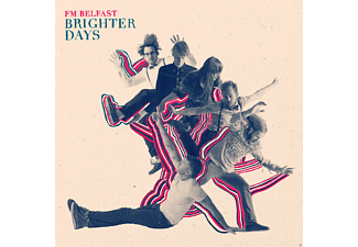 Fm Belfast - Brighter Days - (CD)