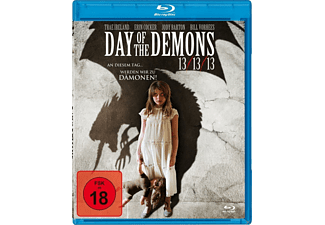 Day Of The Demons (13/13/13) - (Blu-ray)