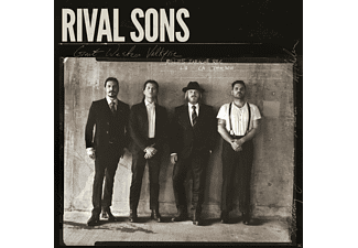 Rival Sons - Great Western Valkyrie - (CD)