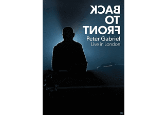Peter Gabriel - Back To Front-Live In London - (DVD)
