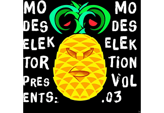 VARIOUS - Modeselektion Vol.3 - (CD)