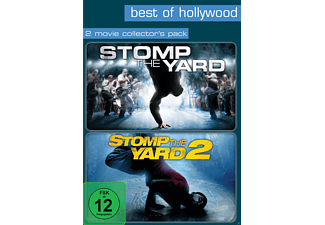 Stomp The Yard / Stomp The Yard 2 (Best of Hollywood) - (DVD)