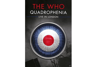 The Who - Quadrophenia-Live In London (Dvd) - (DVD)