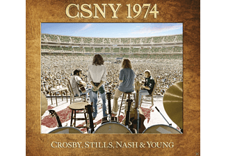 Crosby, Stills, Nash & Young - Csny 1974 - (CD)