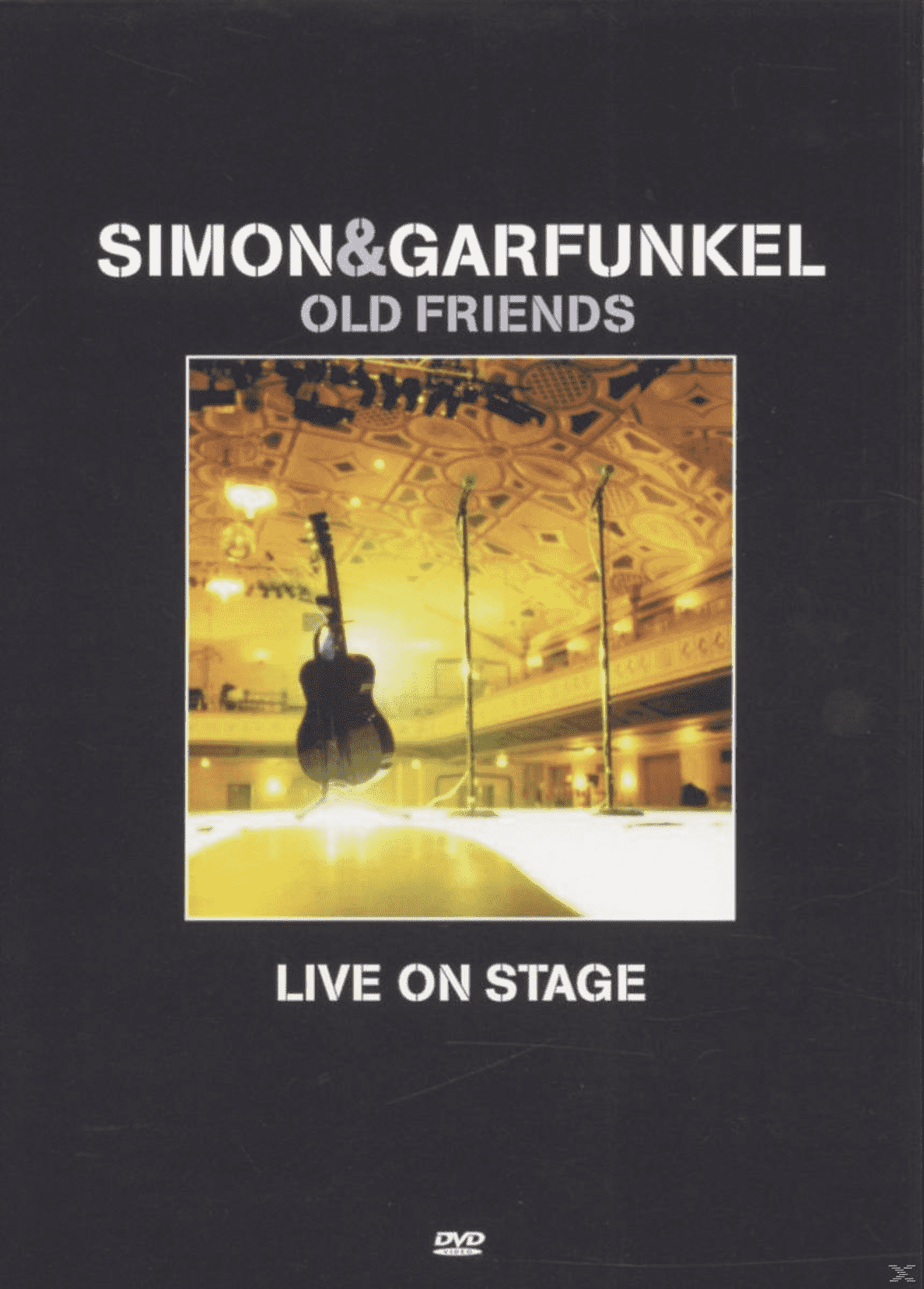 Simon & Garfunkel - OLD FRIENDS-LIVE ON STAGE - (DVD)