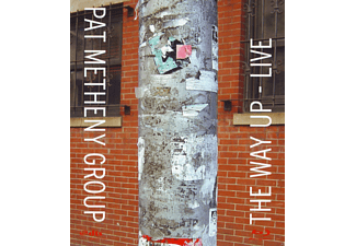 Pat Metheny Group - The Way Up-Live - (Blu-ray)