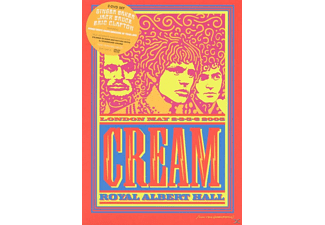 Cream - Royal Albert Hall London May 2-3-5-6 2005 - (DVD)