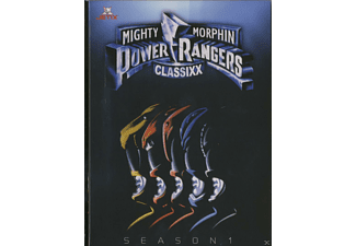 Mighty Morphin - Power Rangers ClassiXX - Staffel 1 - (DVD)
