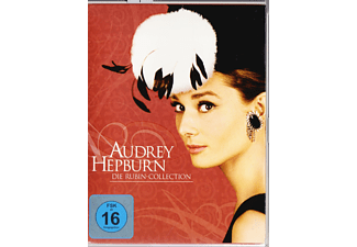 Audrey Hepburn - Die Rubin-Collection - (DVD)