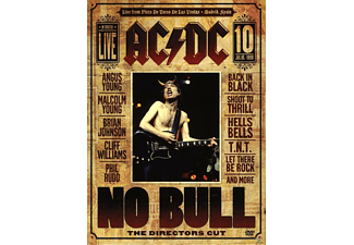 AC/DC - No Bull - The Directors Cut - (DVD)