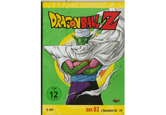 Dragonball Z – Box 2 (Episoden 36-74) - (DVD)