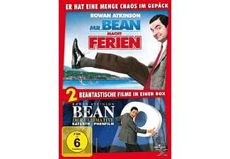 Mr. Bean macht Ferien / Bean - Der ultimative Katastrophenfilm - (DVD)