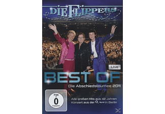 Die Flippers - Best Of Live - Die Abschiedstournee 2011 [DVD]