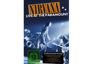 Nirvana - Live At Paramount - (DVD)