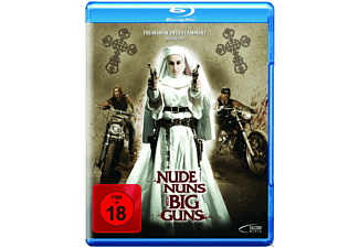 Nude Nuns with Big Guns - (Blu-ray)