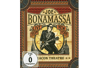 Joe Bonamassa - BEACON THEATRE - LIVE FROM NEW YORK - (Blu-ray)
