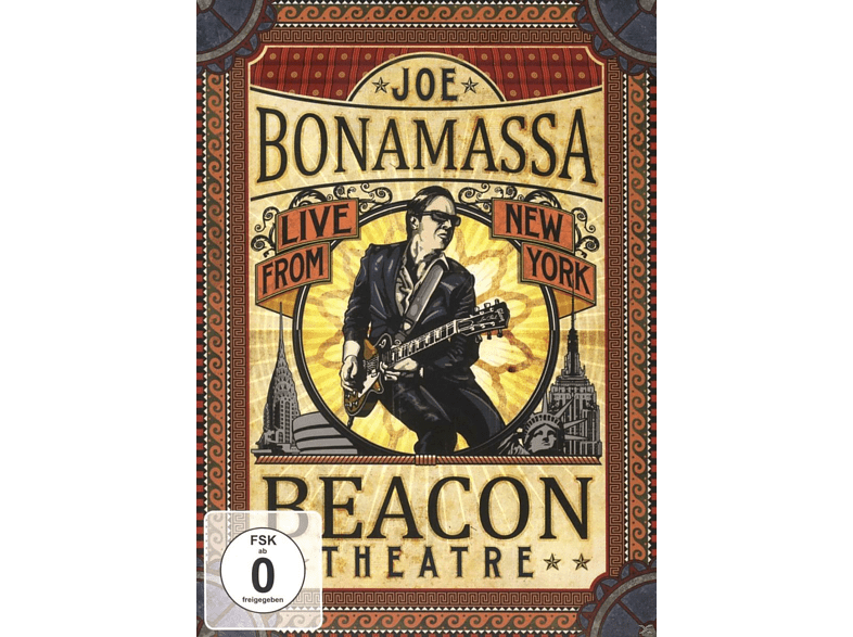 Joe Bonamassa - Beacon Theatre: Live From New York [DVD]