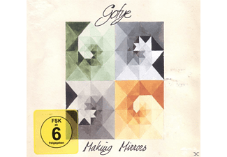 Gotye - MAKING MIRRORS (LTD.DELUXE EDT.) - (CD + DVD Video)