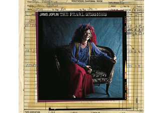 Janis Joplin, VARIOUS - THE PEARL SESSIONS - (CD)