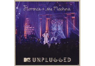 Florence + The Machine - MTV PRESENTS UNPLUGGED - FLORENCE+THE MACHINE [CD + DVD Video]