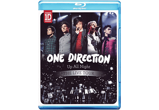 One Direction - Up All Night-The Live Tour - (Blu-ray)