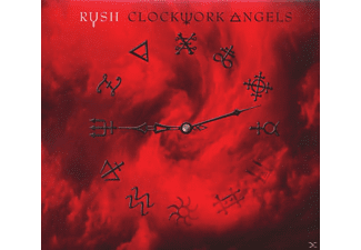 Rush - Clockwork Angels - (CD)