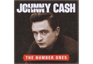 Johnny Cash - The Greatest: The Number Ones - (CD)