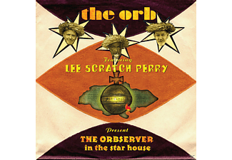 Lee Scratch Perry, The Orb - The Orbserver In The Starhouse - (CD)