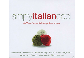 VARIOUS - Simply Italian Cool - (CD)