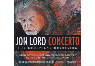 Jon Lord - Concerto For Group And Orchestra - (CD)