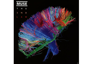 Muse - THE 2ND LAW - (CD + DVD Video)