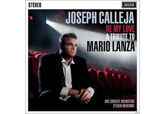 Joseph Calleja, Steven Mercurio, BBC Concert Orchestra - Be My Love-A Tribute To Mario Lanza - (CD)