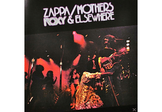 Frank Zappa, The Mothers Of Invention - Roxy & Elsewhere - (CD)
