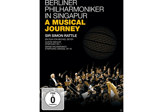 Sir Simon Rattle - Berliner Philharmoniker in Singapur - (DVD)