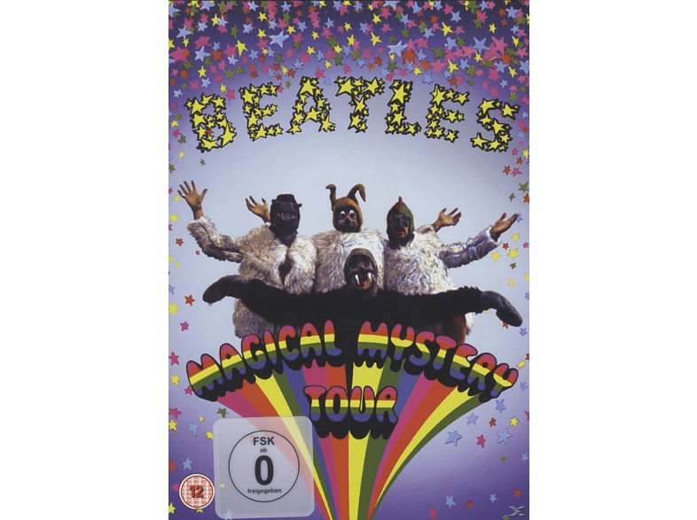 The Beatles - MAGICAL MYSTERY TOUR [DVD]