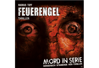 Mord in Serie: Feuerengel - 1 CD - Krimi/Thriller