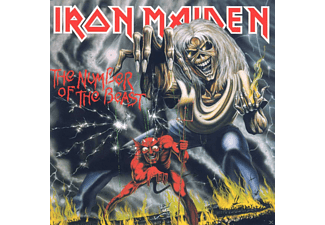 Iron Maiden - The Number Of The Beast CD