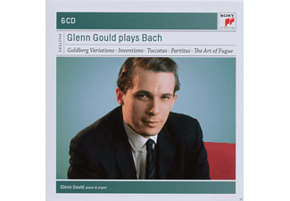 Glenn Gould - Glenn Gould Plays Bach - (CD)