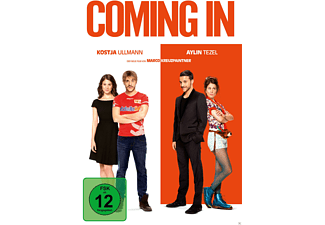 Coming In - (DVD)