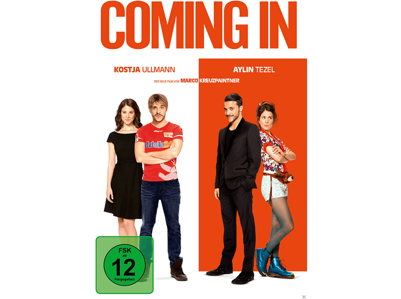 Coming In [DVD]