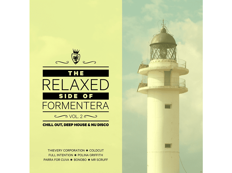 VARIOUS - The Relaxed Side Of Formentera Vol.2 [CD]