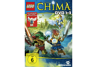 LEGO - Legends of Chima 1-3 - (DVD)