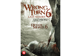 Wrong Turn 6: Last Resort | DVD