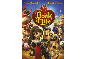 The Book Of Life | DVD
