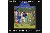 VARIOUS, Orlando Consort - The Dart Of Love [CD]