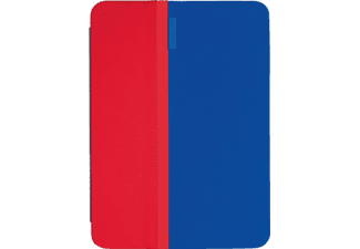 LOGITECH Any Angle Tablethülle, Bookcover, Blau/Rot