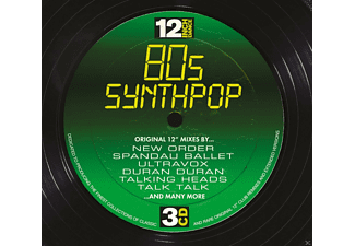 Various - 12 Inch Dance - 80s Synthpop - (CD)